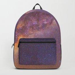 Purple Nebula Backpack
