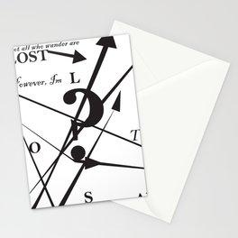 Lost AF Stationery Cards