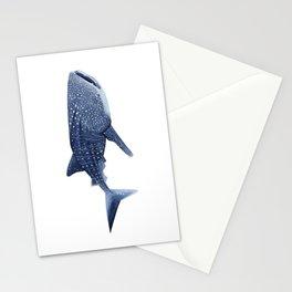 WHALE SHARK I Stationery Cards