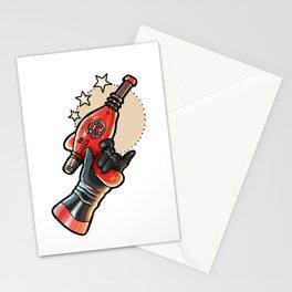 Nuka Cola Zapper Stationery Cards