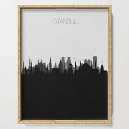 City Skylines: Istanbul Serving Tray