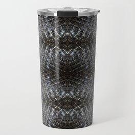 Chromic Net Pattern Travel Mug