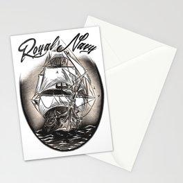 Royal Navy Stationery Cards