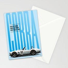 Cobra Tribute Stationery Cards