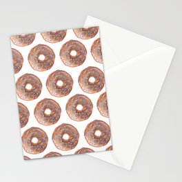 Donuts are my Love Language Stationery Cards