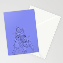 NEVER LET ME GO Stationery Cards