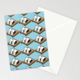 Onigiri Pattern #2 Stationery Cards