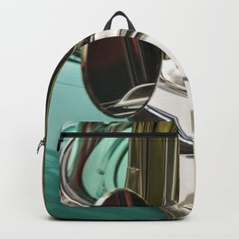 old american classic car Backpack
