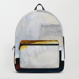 Arthur Garfield Dove - Snow and Water - Digital Remastered Edition Backpack