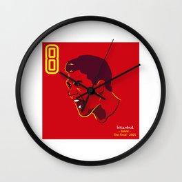 Steven Gerrard 2005 Miracle of Istanbul Wall Clock