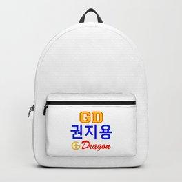 BigBang-GD-GDragon Kwon JiYong Backpack