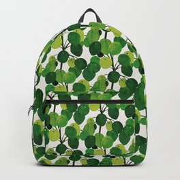 Pilea Peperomioides interior plant Backpack