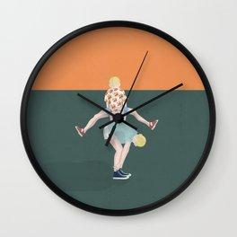 Flies high if you can 2 Wall Clock