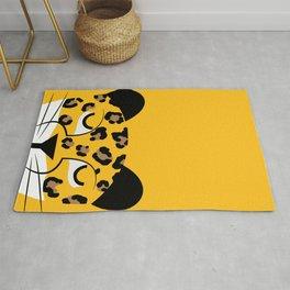 Leopard - Jungle Cat Rug