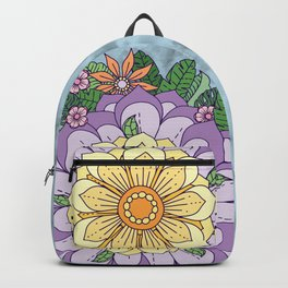 [Wreath] Waiting for Spring Backpack