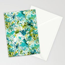 Local Color (Teal) Stationery Cards