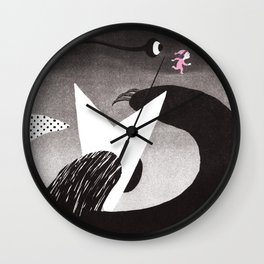 JUMPABYE Wall Clock