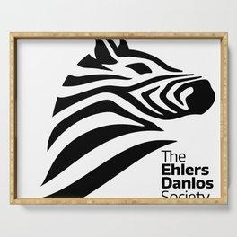 Ehlers-Danlos Society - Big Logo Serving Tray