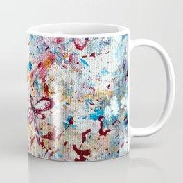 Dragonfly Universe Coffee Mug