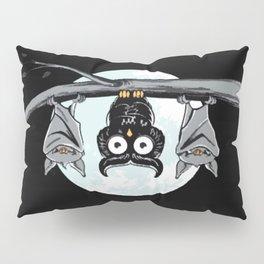Cute Owl With Friends Pillow Sham