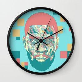 Scott Mescudi Wall Clock
