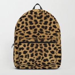 Cheetah Print Rucksack