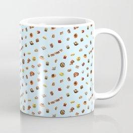 Felt Western Meal Coffee Mug