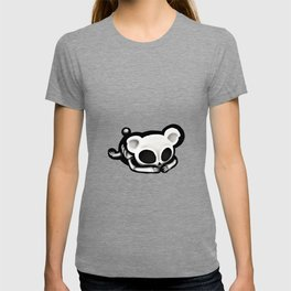 Skeleton bear T-shirt