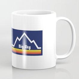 Big Sky Resort, Montana Coffee Mug