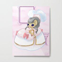 Last Mouse Queen Metal Print