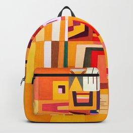 Kandinsky - Compensation Rose Backpack