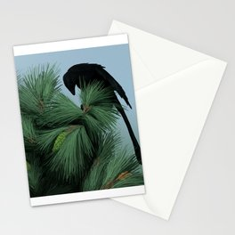 Microraptor Stationery Cards
