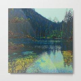 Lake IV Metal Print