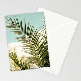 Palm Breeze Stationery Cards