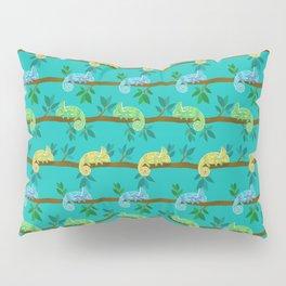 Chameleons Pillow Sham