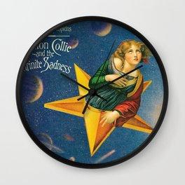 smashing mellon collie 2020 Wall Clock