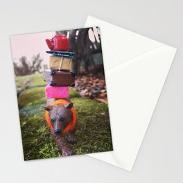 There's a New Bear in Town Stationery Cards