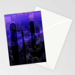 Orbis II Stationery Cards
