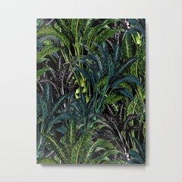 Tropical Magic Forest III Metal Print