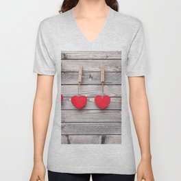 miscellaneous Unisex V-Neck