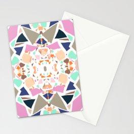 Nougat Kaleidoscope B Stationery Cards