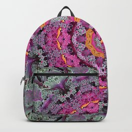 Kale mandala Backpack