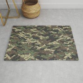 Michael Camouflage Rug