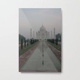 Taj dawn Metal Print