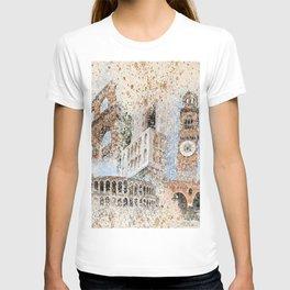 Verona collage Art T-shirt