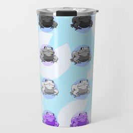 Ace Pride Frogs Travel Mug