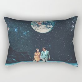 I promise You we will be Back Soon Rectangular Pillow