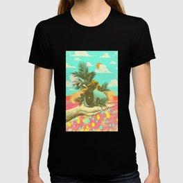 ISLAND ENGINE T-shirt