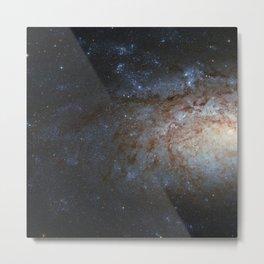 Spiral Galaxy NGC 3621 Metal Print