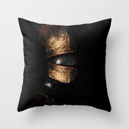 Shredder Throw Pillow